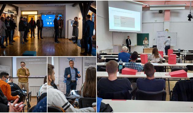 Hrvatski i mađarski studenti zajedno učili o digitalnoj transformaciji