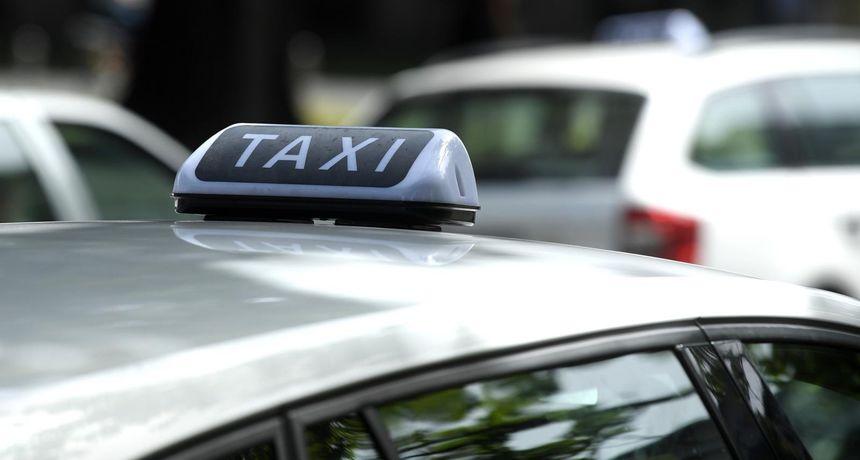 Taksist se sukobio s pijanim putnikom u centru Zagreba: 'Izvukao ga je iz vozila i oborio na tlo'