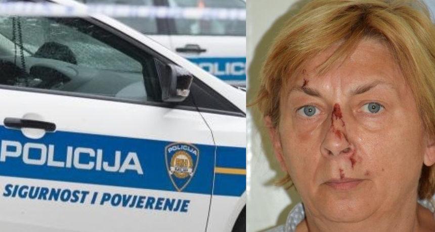 policija, Daniela Adamcova