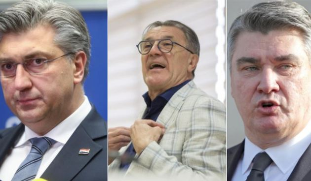 Ovo je sve! 'Molim Mamića, Plenkovića i Milanovića da se dogovore oko objava na FB. Nemam cijeli dan. Neki od nas i rade'