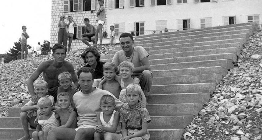 S dosta toga iz prošlosti nismo dobro gospodarili - odmaralište u Selcu srećom je jedan od pozitivnih primjera