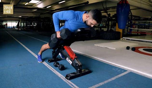 Ivan Brkljačić otkrio kako pravilno vježbati: Trening za gornji dio tijela (thumbnail)