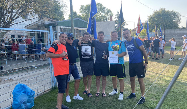 112. brigada Zadar, turnir Benkovac