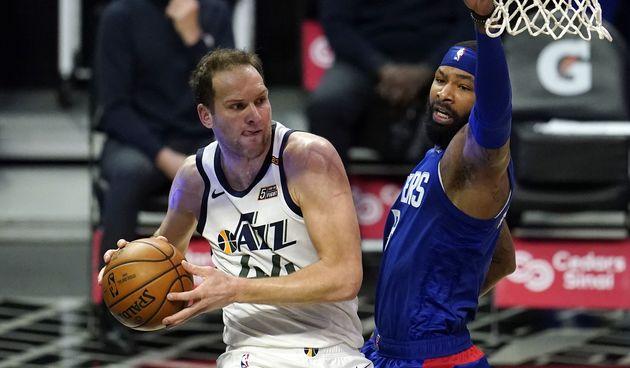 LA Clippers - Utah Jazz