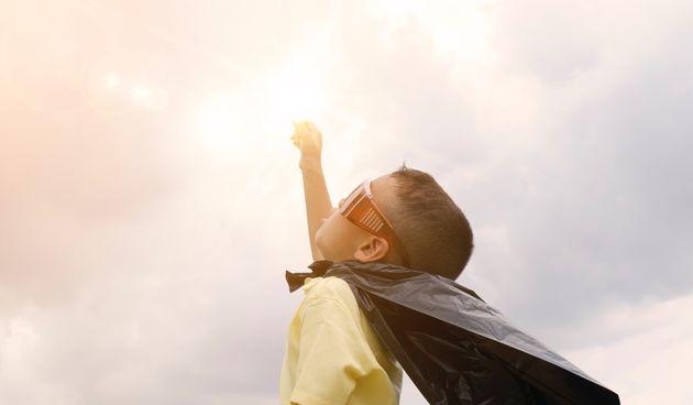 Polaskom u školu djeca otkrivaju jedan novi svijet i u njemu trebaju naći svoje mjesto. Tu samopouzdanje igra bitnu ulogu