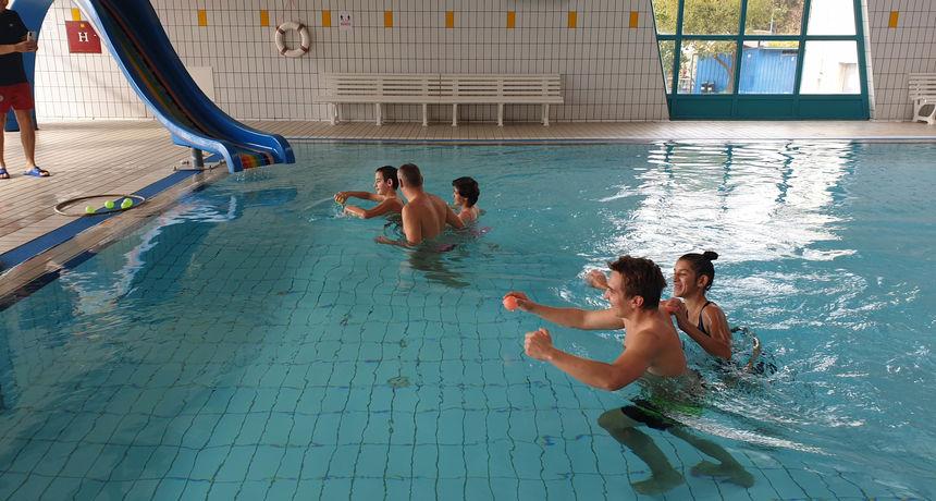 FOTO U Centru za odgoj i obrazovanje Čakovec ponovo plivali i uživali