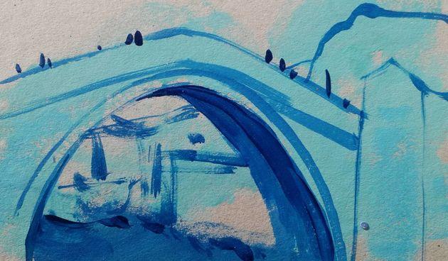 Galerijski centar - Ana Marija Botteri