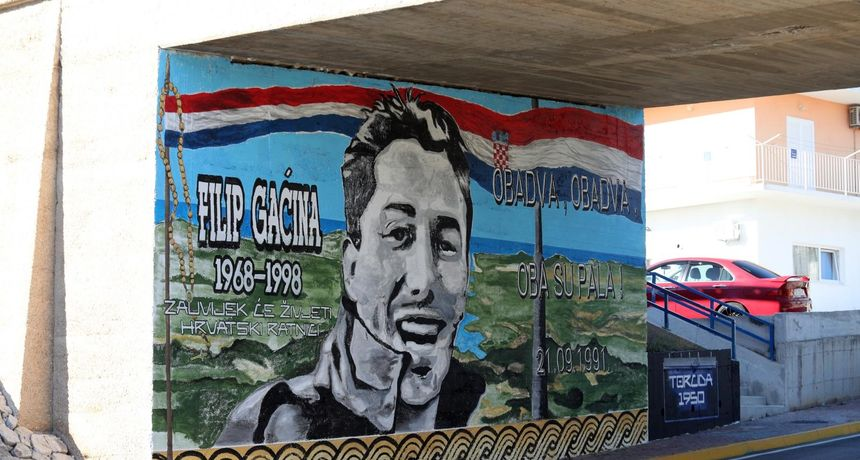 U Primoštenu napravljen mural