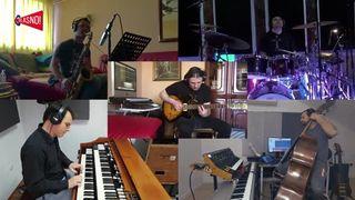 GLASNO! Bruno Mičetić Quintet - Somewhere over the rainbow (thumbnail)