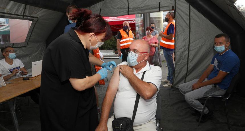 Stožer objavio brojke: 191 novi slučaj zaraze i jedna preminula osoba