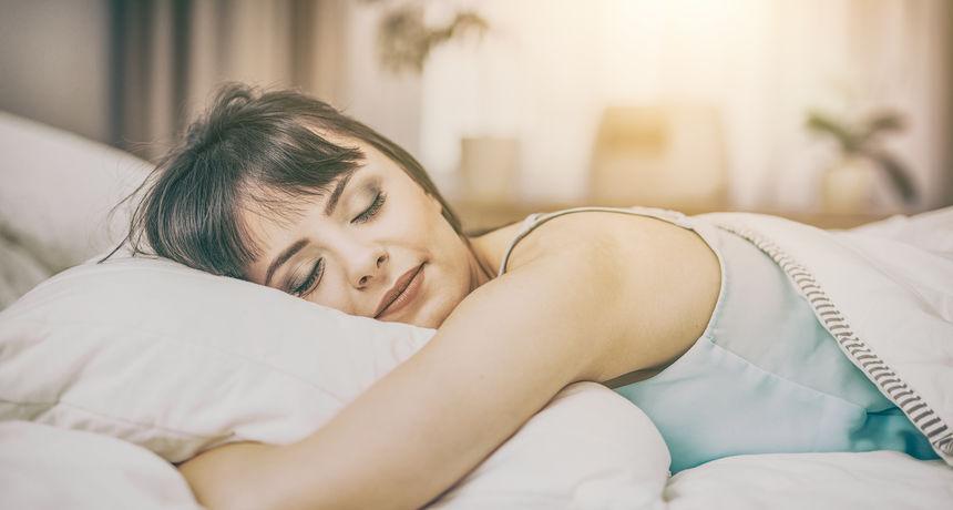 Sedam trikova koji će vam pomoći da mršavite i tijekom noći