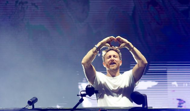 David Guetta @ Ultra Europe festival