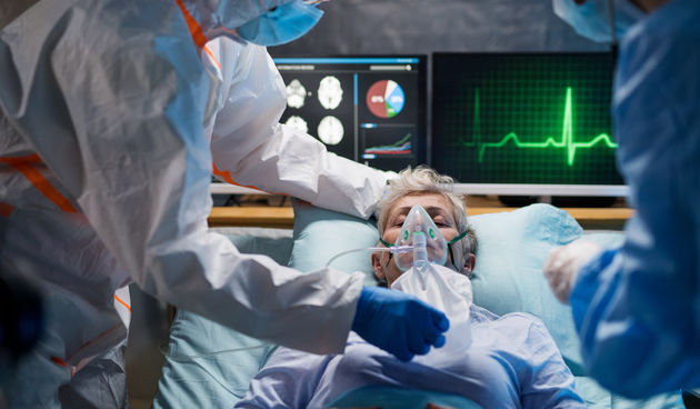 Bolnica, pacijent