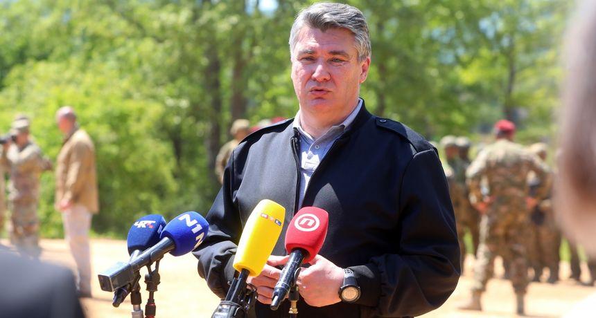 Milanović: U demokraciji nije moguće isto misliti