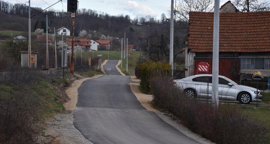 Galović Selo i Mrežnički Novaki s novim metrima asfalta - dobro će doći i stanovnicima i turistima