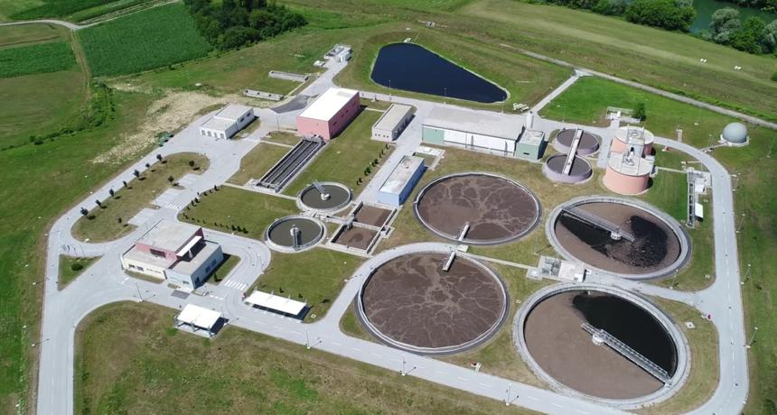 Uređaj za pročišćavanje otpadnih voda grada Karlovca i Duge Rese u deset  godina rada pročistio je 62,4 milijuna kubika otpadnih voda