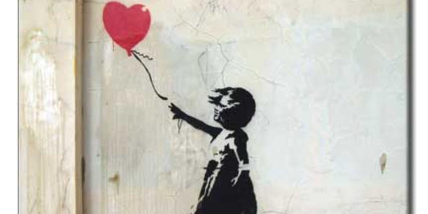 Tko će biti sretnik? Izrezani Banksy prodaje se na dražbi u Londonu