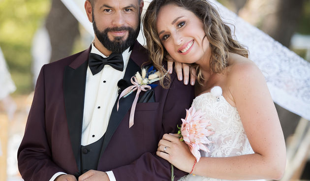 Vjenčanje Mislava i Andree u showu 'Brak na prvu'