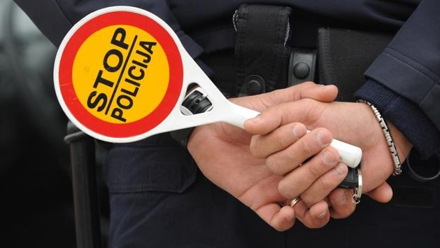 Policija, Prometni prekršaj