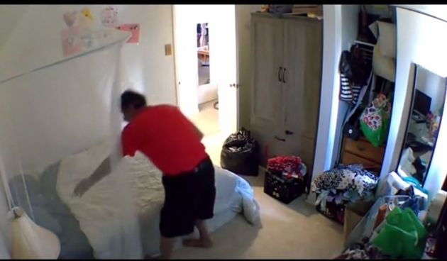 Podstanarka objavila snimke svojeg stanodavca koji joj je ulazio u stan: A tek što je radio...