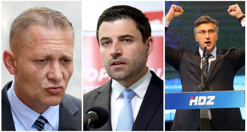 Kako 'diše' sjever Hrvatske? SDP ima više od 30 posto, HSS iznad praga. HDZ ispod nacionalnog rejtinga