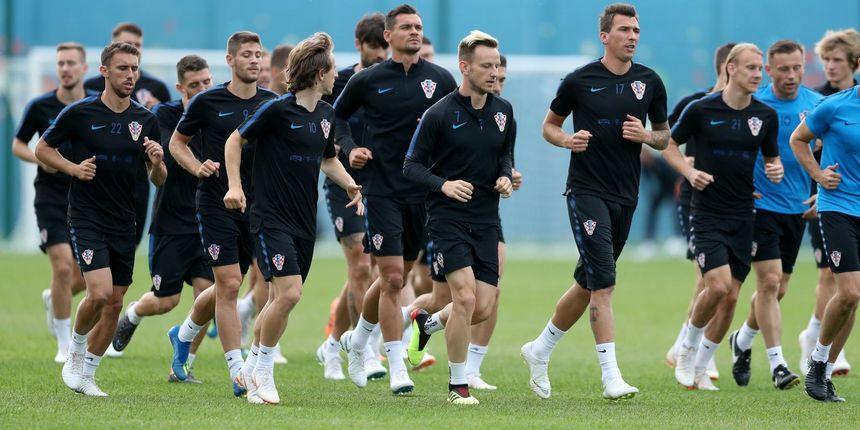 Hrvatski igrači se privikavaju na suptropsku klimu u Sočiju