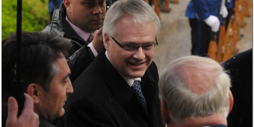Govor predsjednika Ive Josipovića u parlamentu BiH