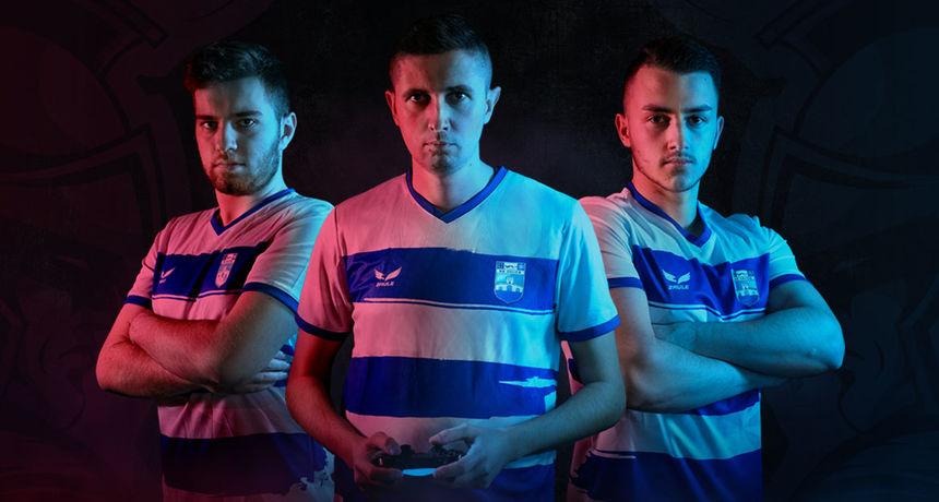 NK Osijek potpisao tri igrača i na velika vrata ušao u svijet e-sporta