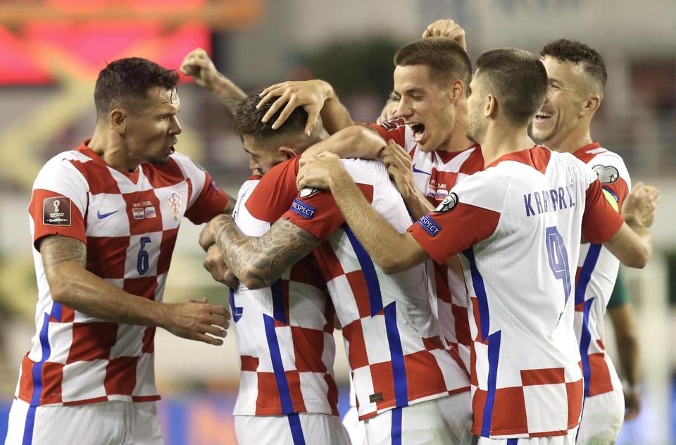 Kvalikacije za SP 2022: Hrvatska - Slovenija 3-0