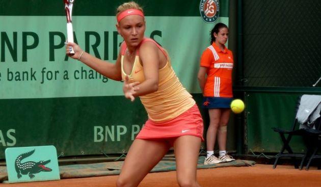 Donna Vekić, foto: croatiansports