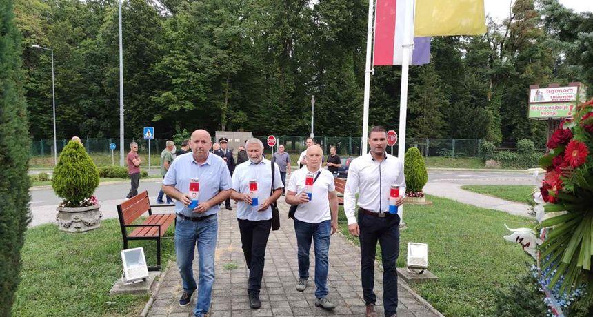 FOTO U Novom Marofu obilježen Dan pobjede i domovinske zahvalnosti i Dan hrvatskih branitelja