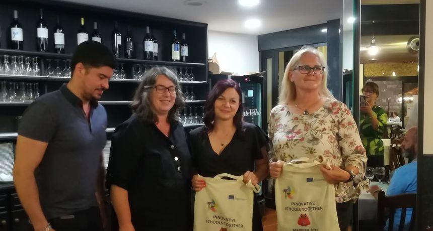 FOTO Učiteljice I. osnovne škole Varaždin održale tri međunarodne ICT radionice na Madeiri u Portugalu