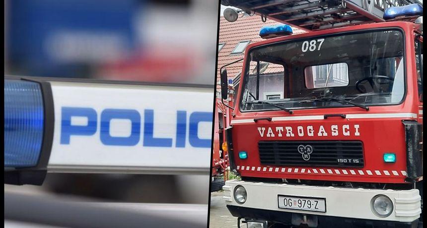 Nedjelja bez kaznenih djela, no aktivni su bili narušavatelji reda i mira - u dvije prometne nema ozlijeđenih