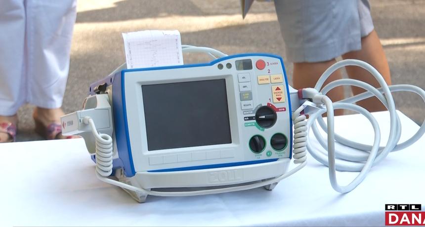 Nova sigurnost za zdravstvo: Defibrilatori stigli u Kliniku za infektivne bolesti KBC-a Rijeka
