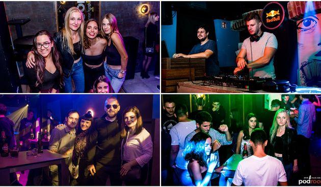 DJ Yakka - Podroom clubbing