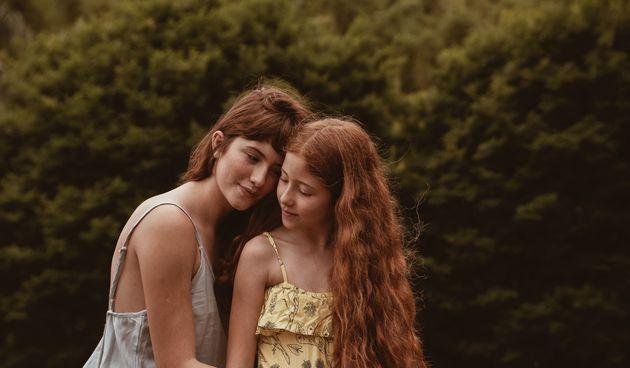 Prava je sreća imati stariju sestru