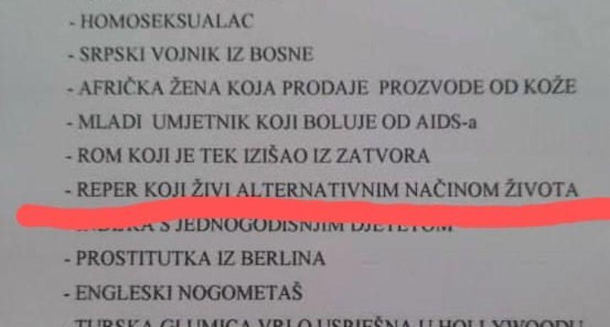Neobičan test vjeroučiteljice: Pitala djecu bi li radije sjedila kraj srpskog vojnika, prostitutke, gay osobe ili svećenika