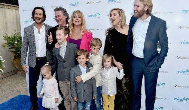 obitelj hudson, kate hudson, oliver hudson