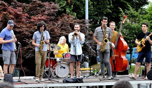 Mladi jazz glazbenici iz raznih krajeva svijeta pokazali umijeće na koncertu u Varaždinu