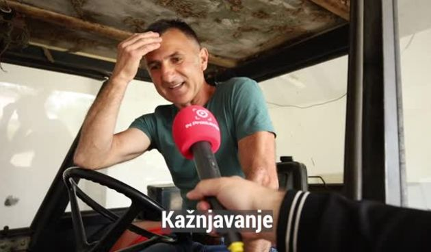 Dragutin Hanžek - čovjek s Grede kažnjen zbog rasipanja gnoja (thumbnail)