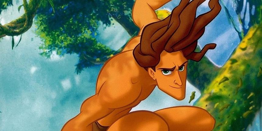 Tarzan: najzeleniji Disneyev crtić i danas zabavlja mališane!