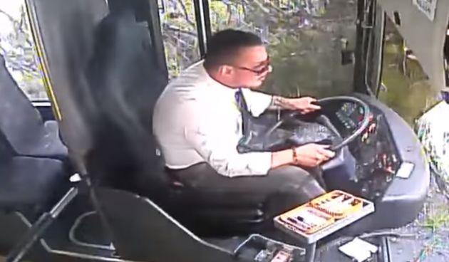 Autobus u Dalmaciji