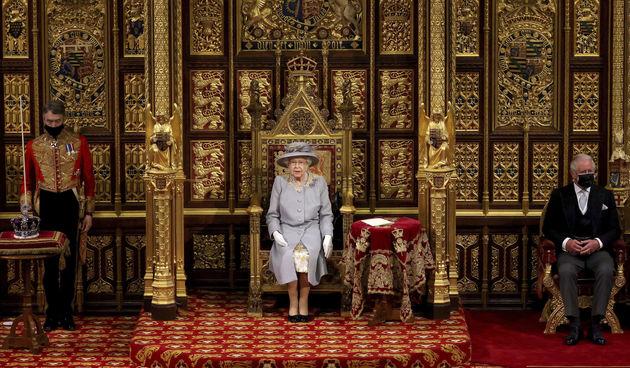 Kraljica Elizabeta II govor