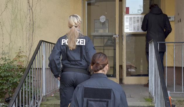 njemačka policija