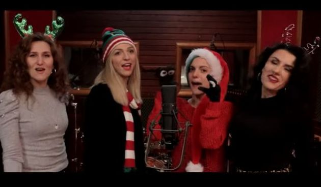 Karlovački glazbenici snimili božićnu pjesmu - autor Gordan Kurs, sudjeluju brojna poznata lica s gradskih svirki