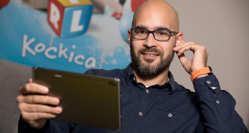 Upoznajte Tomislava Tomaševića, voditelja 'Tehnolovca'!