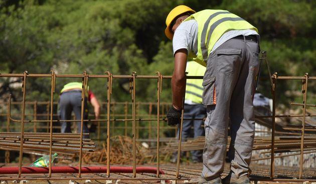 radnici, građevinari
