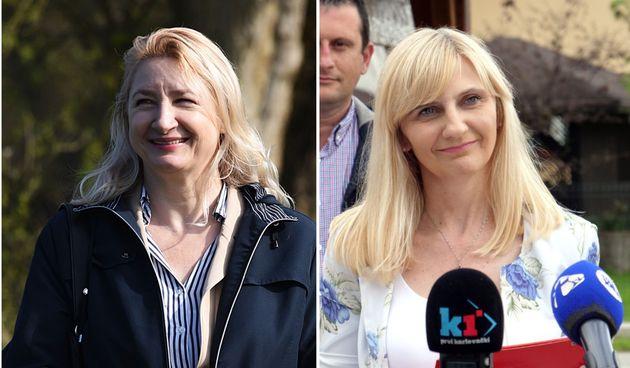 Neslužbeno, Gordana Lipšinić više nije gradonačelnica Ozlja, u drugi krug ulazi SDP-ova Biserka Vranić i nezavisna Lidija Bošnjak