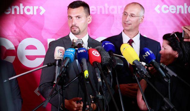 Ivica Puljak, Bojan Ivošević