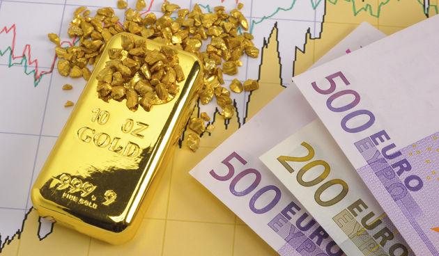 Zlato, novac